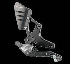 LIGHTECH Fix Rearset Standard & Reverse Shifting KTM RC125