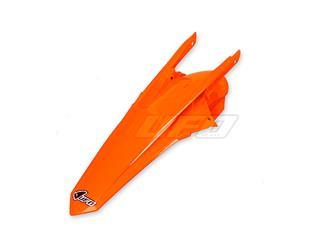 Garde-boue arrière UFO orange fluo KTM - 78554454