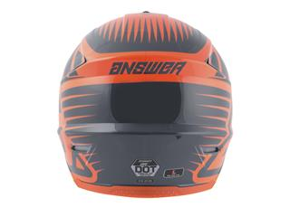 Casque ANSWER AR1 Edge Charcoal/orange fluo taille M - 6975096d-74f3-4616-9aee-1499b091c40a