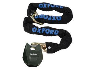 Antivol chaîne OXFORD Hardcore XL type Lasso 1,5m x 12mm - 250LK153