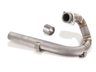 S3 Exhaust Manifold Titanium Montesa Cota 300RR