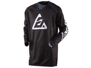 Maillot ANSWER Elite Solid noir taille XXL