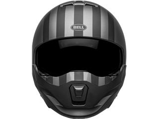 Casque BELL Broozer Free Ride Matte Gray/Black taille M - 69a73427-a15e-48df-86a4-c692f29431db