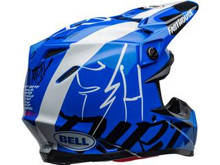 Casque BELL Moto-9 Flex Fasthouse DID 20 Gloss Blue/White taille L - 69ddc9fe-0b6e-4316-bee4-3cc5abb7b4af