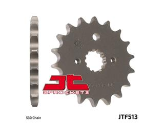 Pignon JT SPROCKETS 15 dents acier standard pas 530 type 513