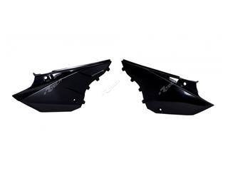 Plaques latérales RACETECH Revolution noir Yamaha YZ150/250 - 7805355