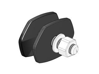 V PARTS Indicator Blanking Plates Kawasaki - 6a595e1d-35c2-411c-9853-883e94f55b77