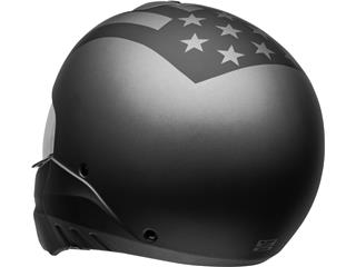 Casque BELL Broozer Free Ride Matte Gray/Black taille S - 6a701d96-1a39-4380-9cf2-ccbd803948f0