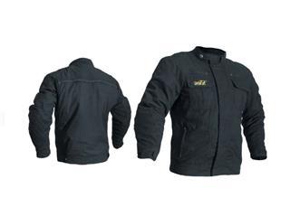 RST IOM TT Classic III Short Jacket CE Waxed Cotton Black Size S - 6abad81f-82df-4591-9826-d96b947b1b53