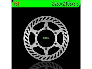 NG 731 Brake Disc Round Fix