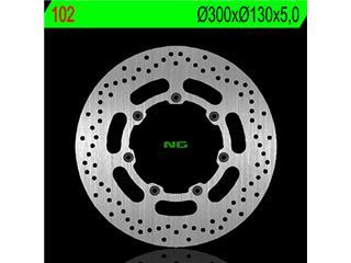 NG 102 Brake Disc Round Fix - 350102