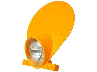 Plaque phare PRESTON PETTY halogène jaune - 784638YW