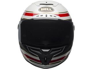 BELL Race Star Flex Helmet RSD Gloss/Matte White/Red Carbon Formula Size M - 6b575fff-a1e4-4ea7-8fd9-b1a200e21579