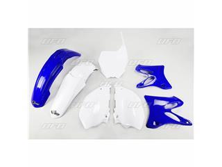 UFO Plastic Kit OEM Color (13-14) Blue/White Yamaha YZ125/250
