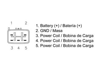 Régulateur TECNIUM type origine Kawasaki - 6b5f56f4-673b-49a5-8266-ec08dd47d427