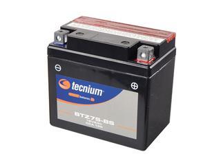 Batterie TECNIUM BTZ7S-BS sans entretien livrée avec pack acide - 329023