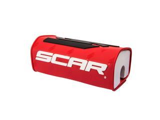 SCAR Handlebar Pad for Braceless Bar Red
