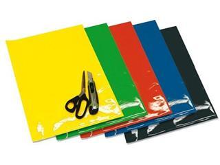 Planches adhésives BLACKBIRD Crystall réspirante jaune fluo - 780869