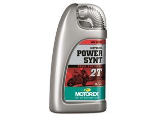 Huile moteur MOTOREX Power Synt 2T 100% synthétique 61L - 6c114f2f-bf31-447e-8547-fbdfc066c90d