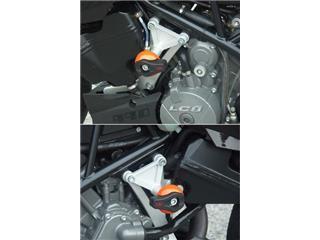 CRASH PAD MONTAGEKIT KTM SUPERDUKE 990 05-08