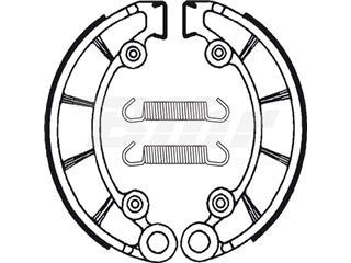 Calços de travões Tecnium BA072