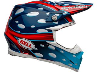 BELL MOTO-9 FLEX HELMET MC GRATH 21' REPLICA 58-59 / SIZE L
