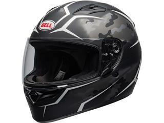 BELL Qualifier Helmet Stealth Camo Black/White Size XS - 800000330267