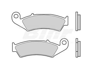 Pastillas de freno sinterizadas de competición Brembo 07HO25SX