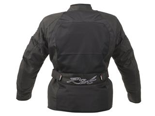 RST Brooklyn Ventilated Jacket Textile Black Size XL Women - 6ccefee7-46f1-4e1d-856d-2289b1f6d592
