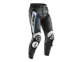RST TracTech Evo R Pants CE Leather Blue Size XXL