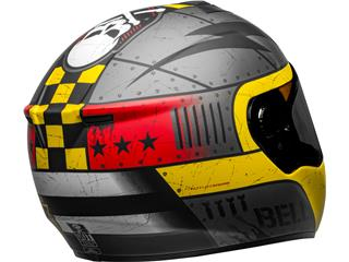 BELL SRT Helm Devil May Care Matte Gray/Yellow/Red Maat S - 6d56040c-0237-4422-813f-f2a00a981f96
