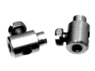 Serre-cables ᴓ8 Algi 13mm par 25 - 880119