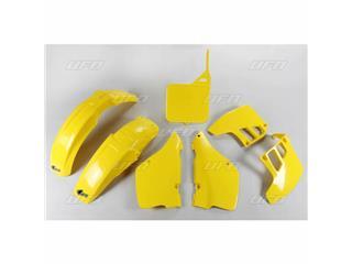 Kit plastique UFO couleur origine Suzuki RM125 - 78696799