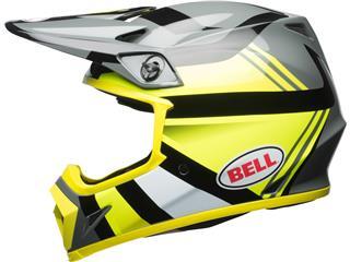 Casque BELL MX-9 MIPS Gloss HI-VIZ Yellow/Black Marauder taille XS - 6db4f619-e0af-405b-a9f4-15d9702df1d4