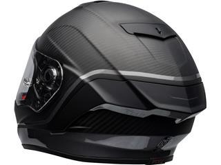 BELL Race Star Flex DLX Helmet Velocity Matte/Gloss Black Size L - 6db890eb-74ee-4b63-a2b7-1f18f87fb50b
