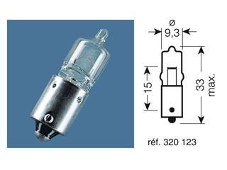 BOITE 10 AMPOULES 12V-20W / TEMOINS CULOT BA9S - 6dbd8ca1-cd7a-443a-b3da-4a202985ae2a