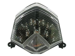 BIHR LED Rear Light with Integrated Indicators Kawasaki