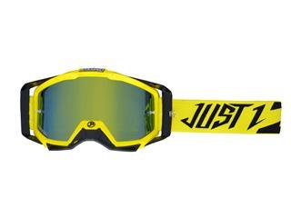Masque JUST1 Iris Flash jaune/noir
