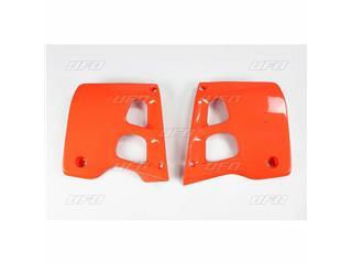 Ouïes de radiateur UFO orange Honda CR125R/250R - 78133151