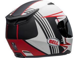 BELL RS-2 Helmet Swift White/Black Size S - 6e0dd26e-e87e-4f23-9d1a-00986943da51