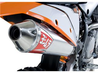Yoshimura USA RS3 stainless full system/Alu muffler for KTM SX-F450 - 6e158365-1ae7-444a-8040-5a8181a6bb17