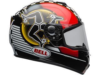 BELL SRT Helm Isle of Man 2020 Gloss Black/Red Größe M - 6e1fe160-d0f3-4952-bc4d-eaeed101183e