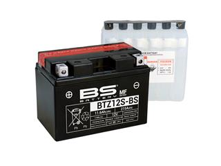 BS BATTERY Battery BTZ12S-BS Maintenance Free with Acid Pack