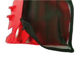 Filet cache radiateur POLISPORT noir Honda CRF450R/RX - 6e331bc1-b0d8-48af-8798-24e9f256dba6