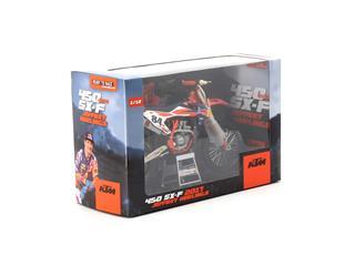 Modèle réduit 1:12ème KTM SX-F450 2017 Jeffrey Herlings N°84 - 6e3d909b-f56b-452a-9351-d2c0457daf55
