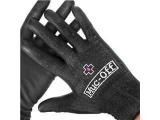 Gants d'atelier MUC-OFF noir Taille M - 55040026