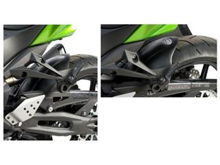 R&G RACING black mudguard for Kawasaki Z750 R