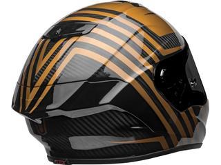 BELL Race Star Flex DLX Helmet Mate/Gloss Black/Gold Size L - 6eb19b7b-8347-4c12-8dd6-a82bdb28fcfa