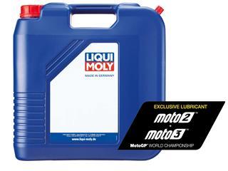 Bidón de 20L aceite Liqui Moly 100% sintético 4T Synth 10w-60 Race
