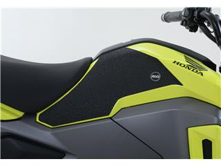 R&G RACING Tank Traction Pads Set 2 Pieces Black Honda MSX125